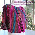 Prêt à offrir ou à porter : belinda shawl