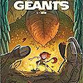 Les géants, tome 1 : Erin, de <b>Lylian</b>, Drouin et Lorien (BD)