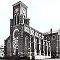 FOURMIES-Eglise Saint-Pierre années 50