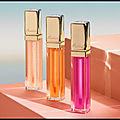Terracotta Kiss <b>Delight</b> - Baume Gloss - Apricot Syrup - Grenadine Syrup - Peach Syrup - Guerlain