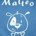 T-shirt Mattéo - détail
