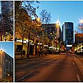 Christmas downtown Seattle