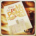 Le petit prince d'aranéide, de roland foli