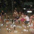Soirée du 04/08 au camping de Vilareal