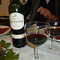 Un dîner de fin de vendanges à Pauillac et ses vins