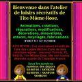 ATELIER DE LOISIRS RECREATIFS