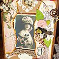 Severine SCRAP SHABBY