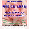 «fête des mères» 2013 (26 mai)