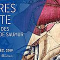 37 tapisseries de Saumur en exposition à l'abbaye de Fontevraud