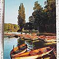 Vincennes - lac Daumesnil