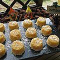 Bouchées coco