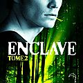 Enclave T2 Salvation Ann Aguirre