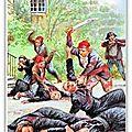 Les vans (07) - 14 juillet 1792 - neuf prêtres massacrés
