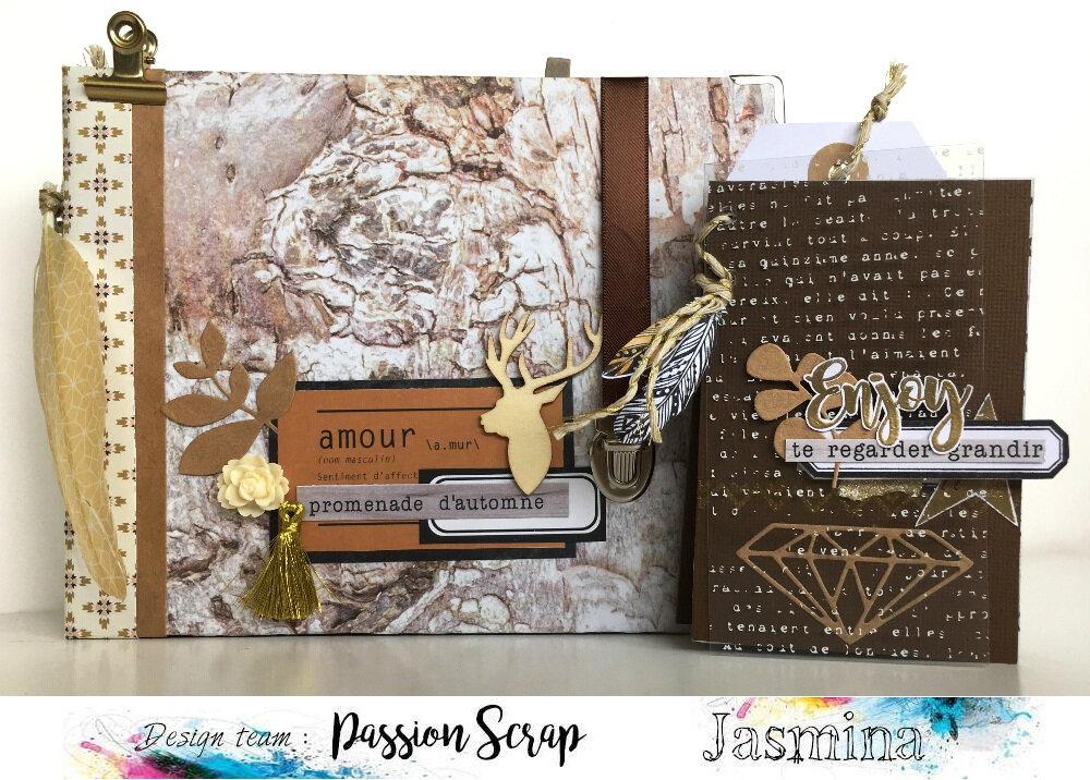Le Kit Dans les bois par Jasmina