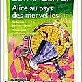 Alice au pays des merveilles, lewis carroll
