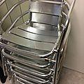Année 2000 chaises 1er trimestre