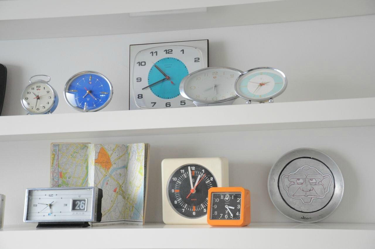 reveils horloges