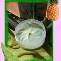Crème Asia Thé Vert, Ananas