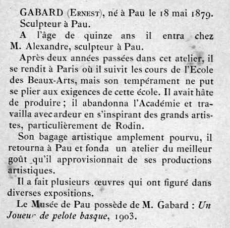 Bio Gabard
