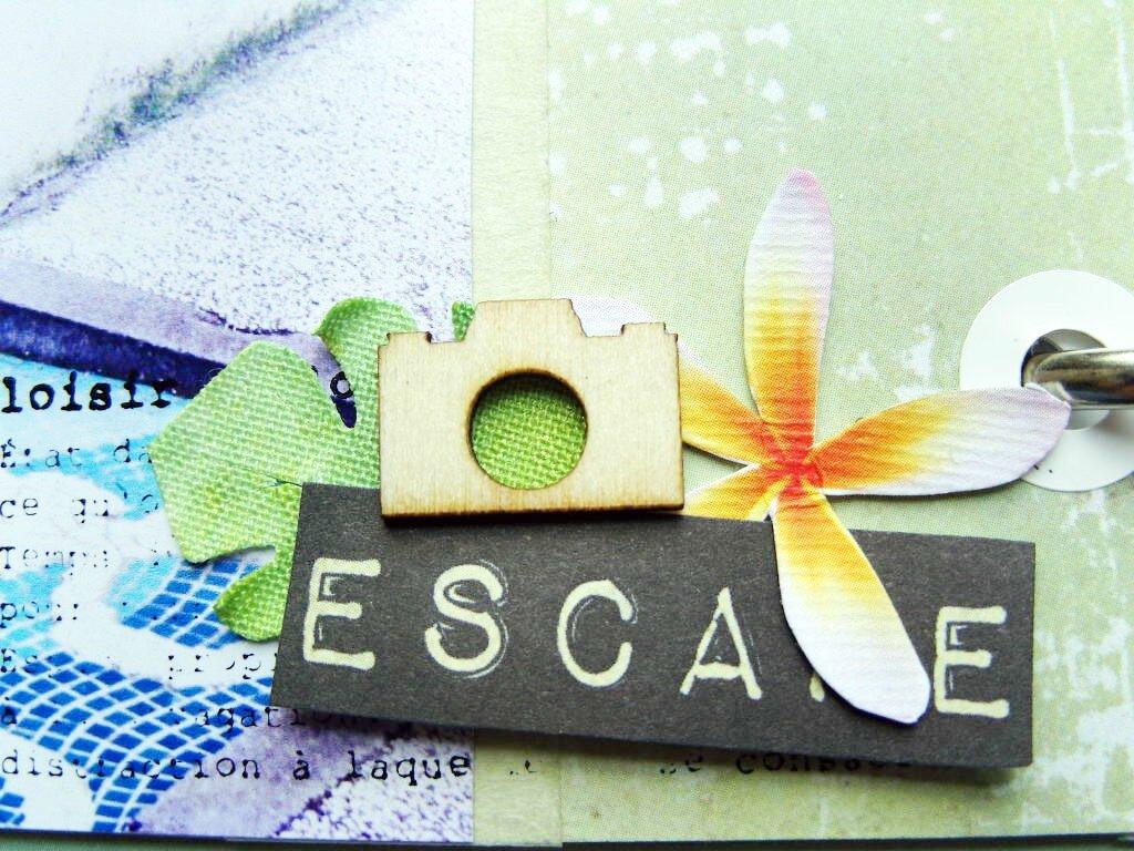 """Mini """"Vacances"""" d'après Prisca # 2"""