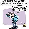 62% des français estiment qu'on ne peut plus rire de tout