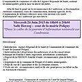 Reunion d'information : lutte contre l'ambroisie