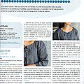 Passion Couture Créative n° 2 (7)- octobre-novembre 2013 - page 59