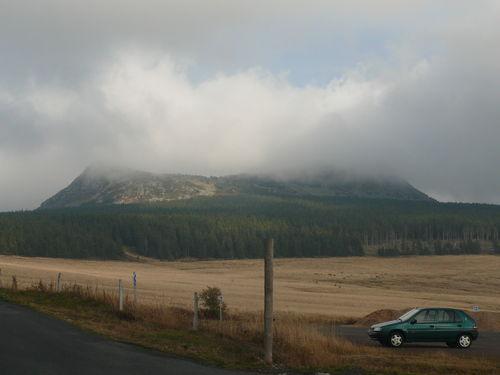 2008 10 07 Au pied du Mont Mézenc, côté sud