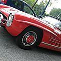 2009-Annecy-Tulipes-Mercedes Benz-300 SL-01