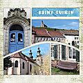 Saint Quirin, l'un de plus beaux villages de France (Moselle)