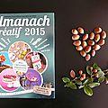 L'almanach créatif 2015 vient de paraître!