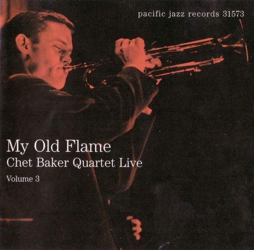 Chet Baker Quartet Live - 1954 - My Old Flame, Vol