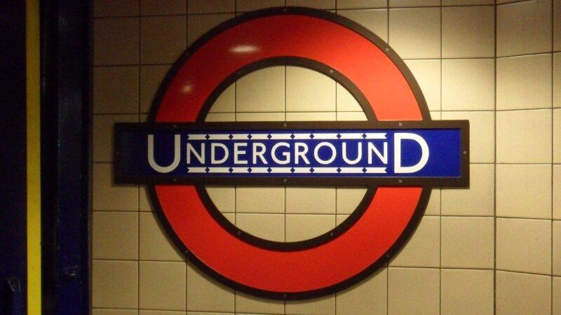 London Underground : logo