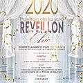 Réveillon Oriental <b>2020</b> PAVILLON DE LA SOIE LYON