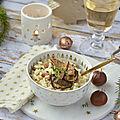 Risotto châtaignes & cèpes #<b>vegan</b> #glutenfree #Noël