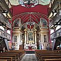 Mendionde, église Saint-Cyprien (64)