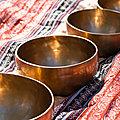 • VOYAGE SONORE (<b>bols</b> tibétains)