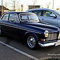 Volvo série 120 coach 2 portes (1956-1970)(Rencard du Burger King avril 2011) 01