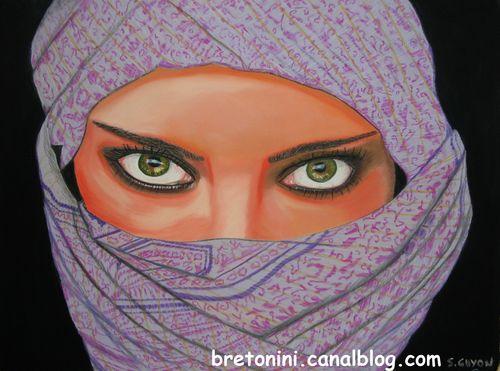 Pastels de yeux (2)