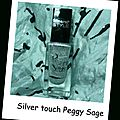 Silver touch de la collection minéral style peggy sage