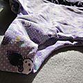 Kitty violette