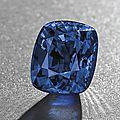 The unique sapphire and multi-gem