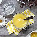 ...Curd ou crème à la bergamote, facile, rapide et <b>sans</b> <b>beurre</b>...