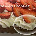 Gateau au chocolat sans beurre ( au thermomix ou pas )