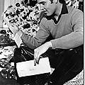 Les Noël d'<b>Elvis</b> Presley
