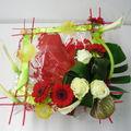 Bouquet cadre