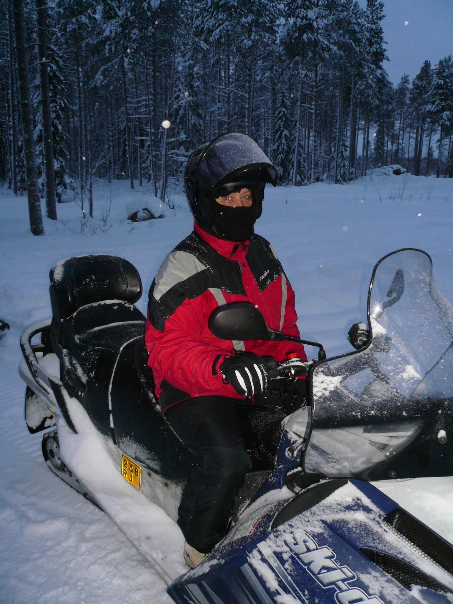 Finlande, Noël 2010