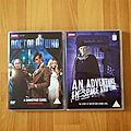 Nouveautés dvds (the christmas carol + an adventure in space and time)