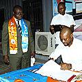 Le MSC de Batumona et la Fondation Kibassa convolent en justes noces en prévision de <b>2023</b>