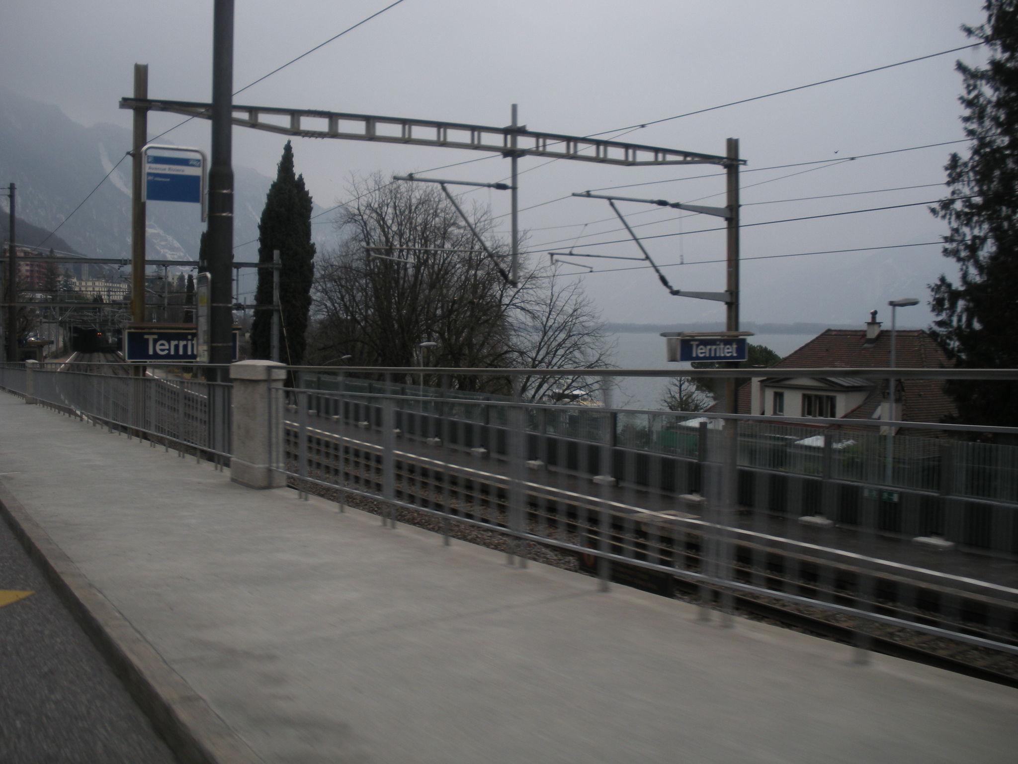 Territet (Suisse)